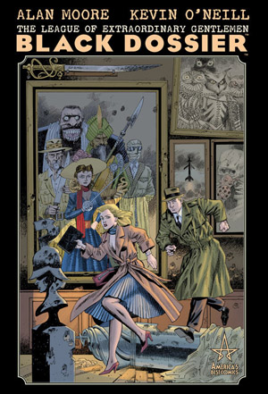 Cover for League of Extraordinary Gentlemen #1
