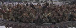 Wookiees Battle of Kashyyyk