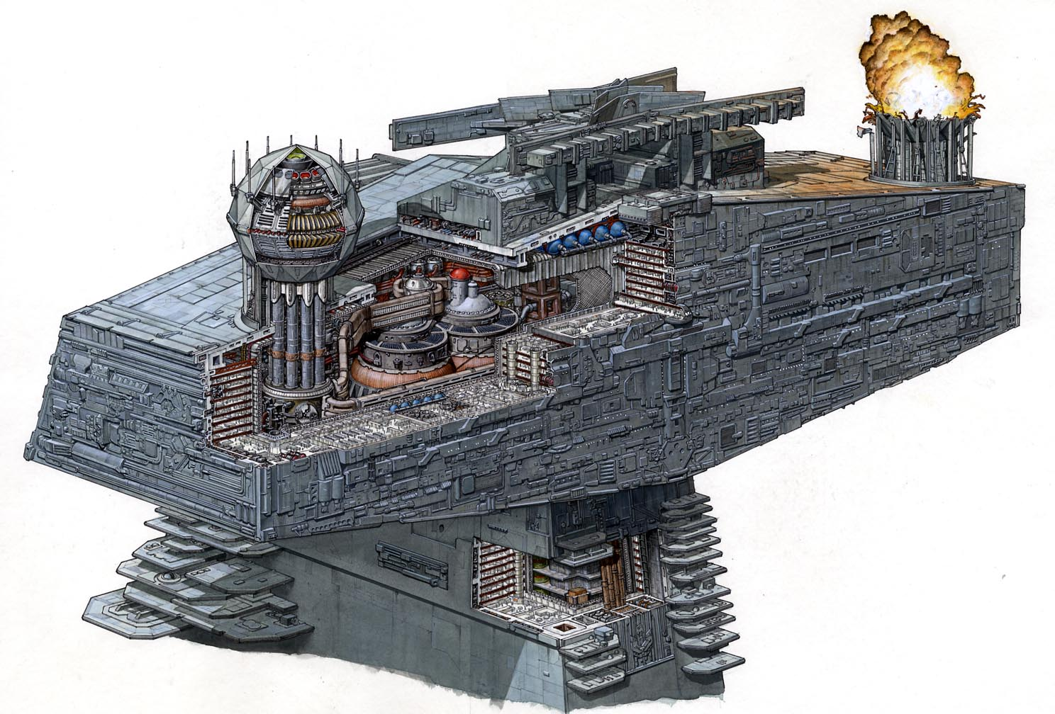 The Rancor Pit View Topic Let S Talk Star Destroyers