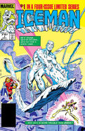 Iceman Vol 1 1