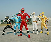 Sentai Kakurangers