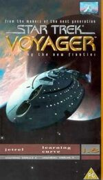 VOY 1.8 UK VHS cover