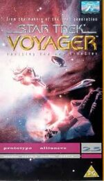 VOY 2.5 UK VHS cover