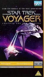 VOY 2.8 UK VHS cover