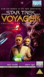 VOY 3.7 UK VHS cover