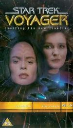 VOY 4.3 UK VHS cover