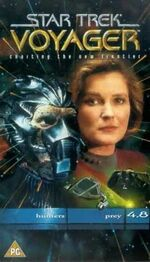 VOY 4.8 UK VHS cover