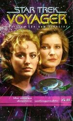 VOY 4.11 UK VHS cover