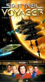 VOY 6.12 UK VHS cover