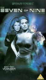 Seven of Nine collection Vol 1 cover
