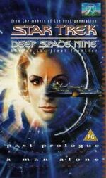 DS9 vol 2 UK VHS cover