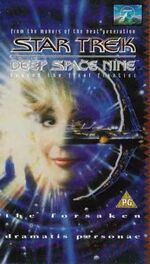 DS9 vol 9 UK VHS cover