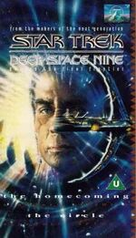 DS9 vol 11 UK VHS cover