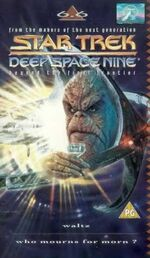 DS9 6.6 UK VHS cover
