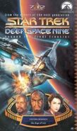DS9 7.12 UK VHS cover