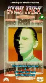 TOS vol 36 UK VHS cover