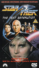 TNG vol 12 UK VHS cover