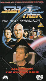 TNG vol 13 UK VHS cover