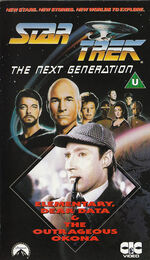 TNG vol 15 UK VHS cover