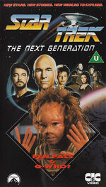 TNG vol 21 UK VHS cover