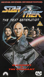 TNG vol 23 UK VHS cover