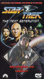 TNG vol 40 UK VHS cover