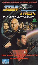 TNG vol 57 UK VHS cover