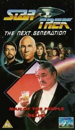 TNG vol 65 UK VHS cover