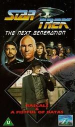 TNG vol 67 UK VHS cover