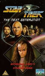 TNG vol 72 UK VHS cover