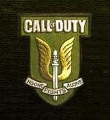 Call of Duty Badge