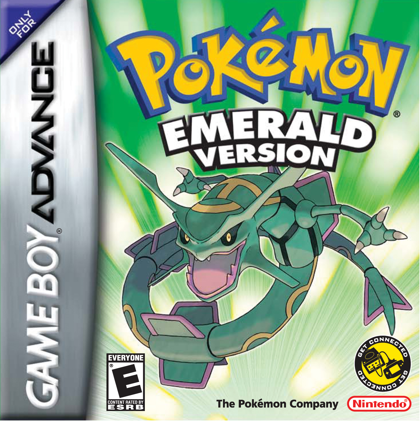 Pokemon Emerald (NA)