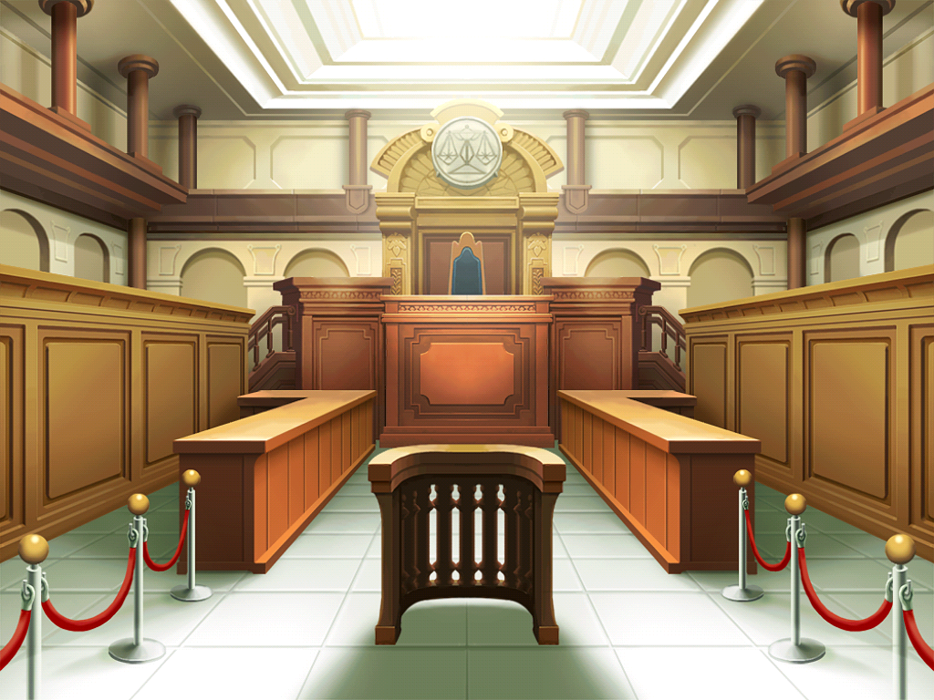 A King S Court Room