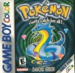 Pokemon Diamond Boxart