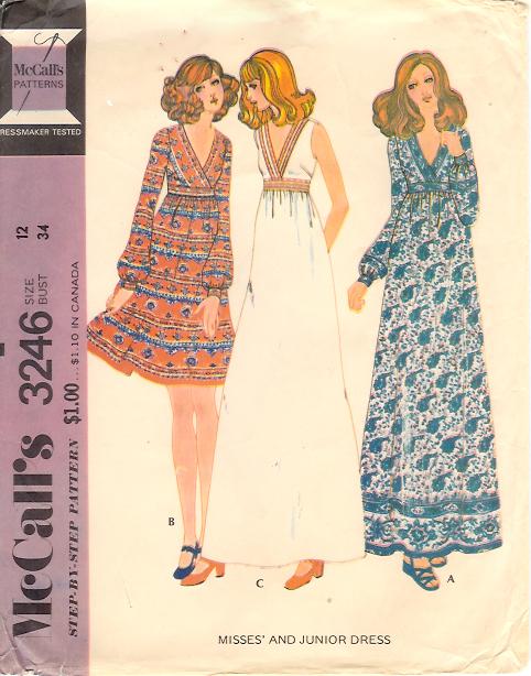 photo credit: vintage pattern wiki