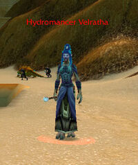 Hydromancer Velratha