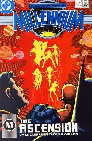 Cover for Millennium #8
