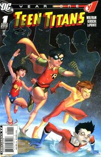Teen Titans - Year One 1