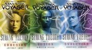 String Theory triptych