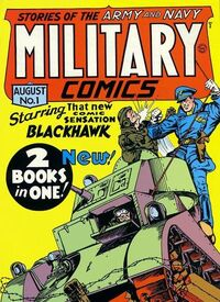 Military Comics 1