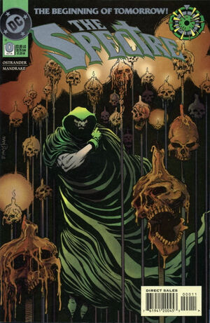 Cover for Spectre #0