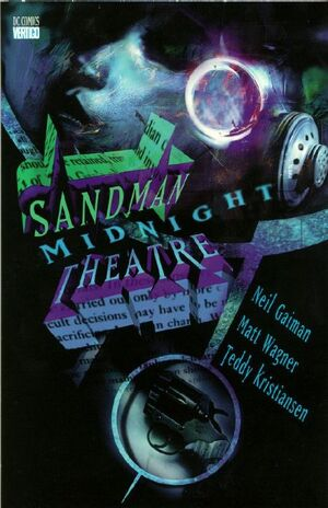 Cover for Sandman: Mystery Theatre #1