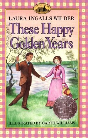 Book.littlehousehappyyears