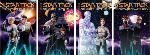 New Frontier quad