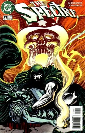 Cover for Spectre #37