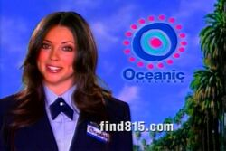 Find815 Oceanic Air Eli Stone Ad