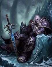 Lich King by Raneman