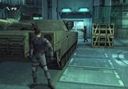 MGS screen psx