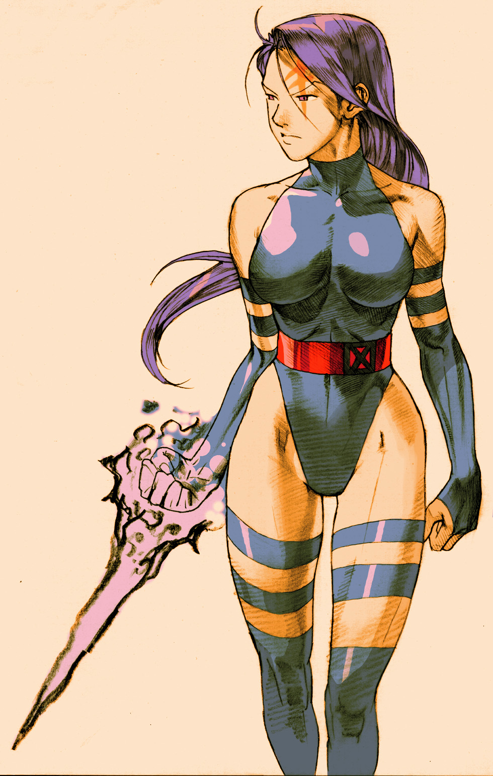 Psylocke marvel vs capcom wiki