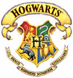 Hogwarts crest image